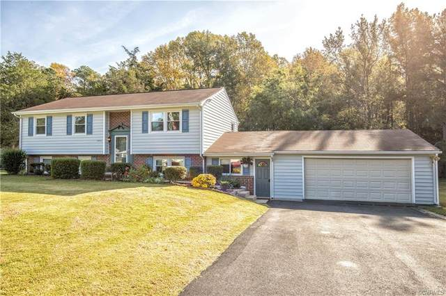 11513 Moring Drive, South Prince George, VA 23805 (MLS #2032033) :: EXIT First Realty