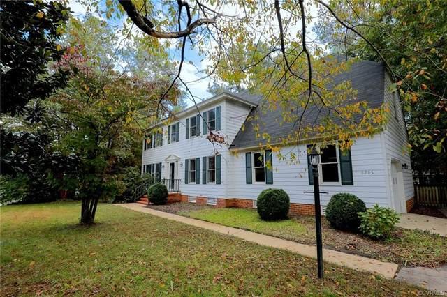 6205 Chesterfield Meadows Drive, Chesterfield, VA 23832 (MLS #2032181) :: Treehouse Realty VA