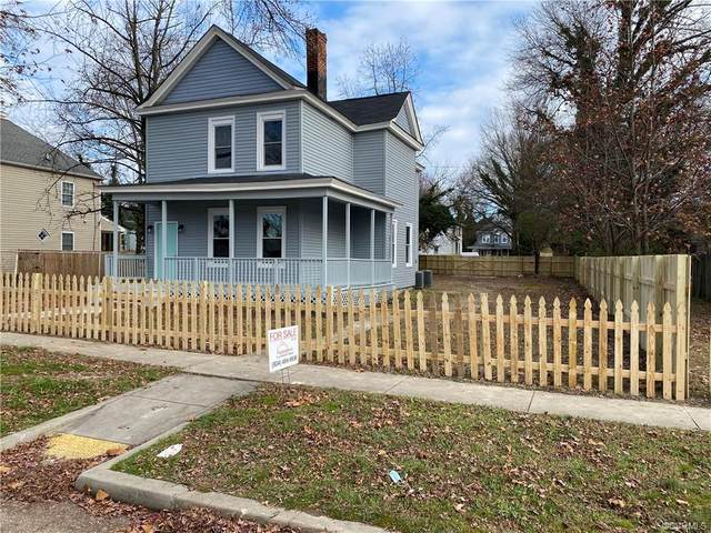 3011 1st Avenue, Richmond, VA 23222 (MLS #2032315) :: Village Concepts Realty Group