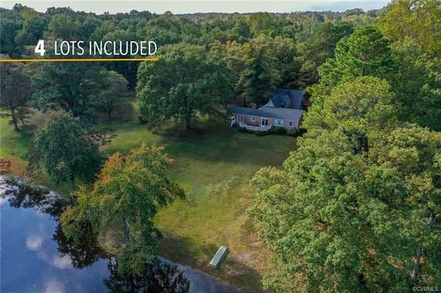 16065 Geese Lake Lane, Montpelier, VA 23192 (MLS #2032326) :: Treehouse Realty VA