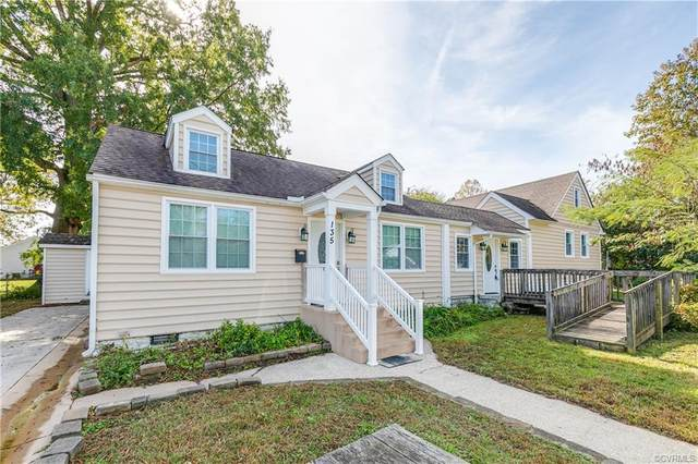 135 W Westover Avenue, Colonial Heights, VA 23834 (MLS #2032363) :: The Redux Group