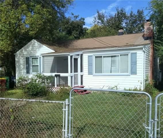 2119 Ferndale Avenue, Petersburg, VA 23803 (MLS #2032415) :: The Redux Group