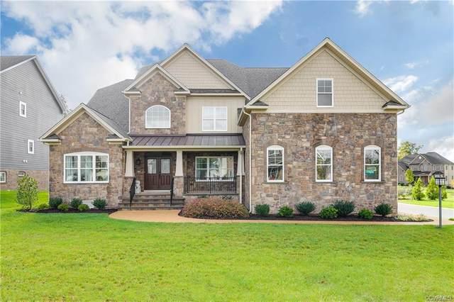 11409 Grey Oaks Estates Run, Glen Allen, VA 23059 (MLS #2032436) :: Small & Associates