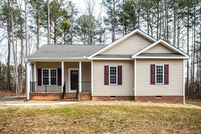 7501 Military, Amelia, VA 23002 (MLS #2032497) :: Blake and Ali Poore Team