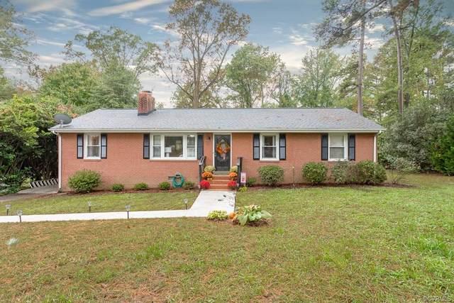 8364 Burnside Drive, Mechanicsville, VA 23116 (MLS #2032703) :: Keeton & Co Real Estate