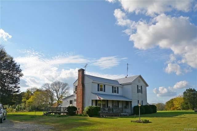 2170 Cartersville Rd, Cartersville, VA 23027 (MLS #2032708) :: Village Concepts Realty Group