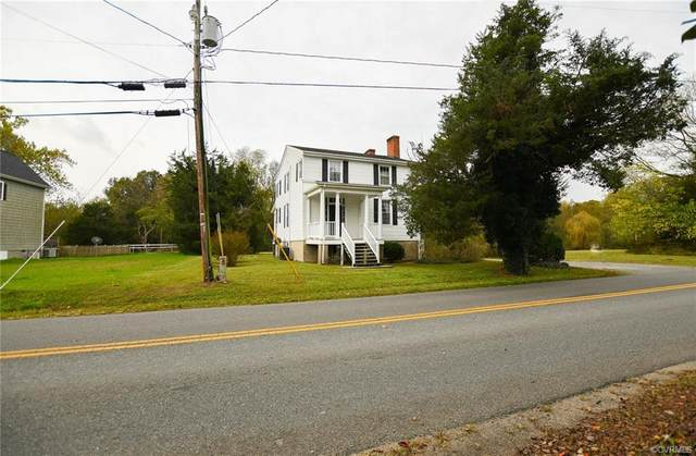 11124 W River Road, Aylett, VA 23009 (MLS #2032841) :: Treehouse Realty VA