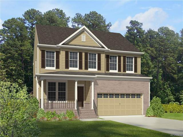 9113 Fenshaw Court, Mechanicsville, VA 23116 (MLS #2032939) :: Blake and Ali Poore Team