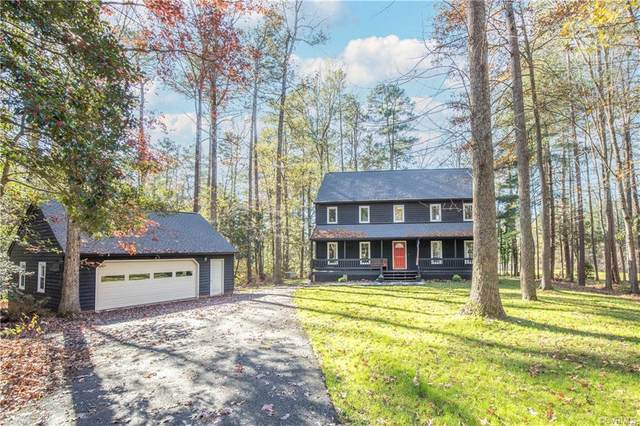 13619 Quail Hollow Lane, Chesterfield, VA 23112 (MLS #2033100) :: Treehouse Realty VA