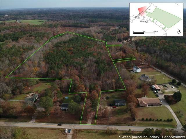 19161 Church Road, South Chesterfield, VA 23803 (MLS #2033595) :: Small & Associates