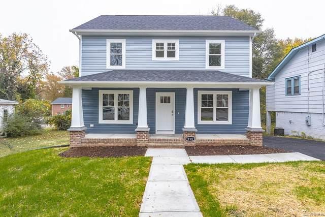 219 N 15th Avenue, Hopewell, VA 23860 (MLS #2033609) :: Treehouse Realty VA