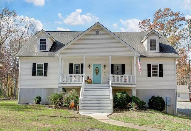 13100 Greenwood Church Road, Ashland, VA 23005 (MLS #2033640) :: The Redux Group