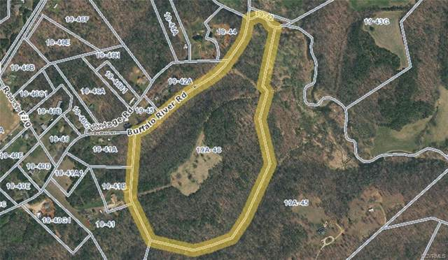 46 Buffalo River Road, Earleysville, VA 22936 (MLS #2033988) :: The Redux Group