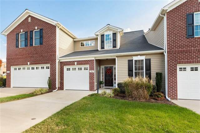 7884 Marshall Arch Drive, Mechanicsville, VA 23111 (MLS #2034038) :: The Redux Group