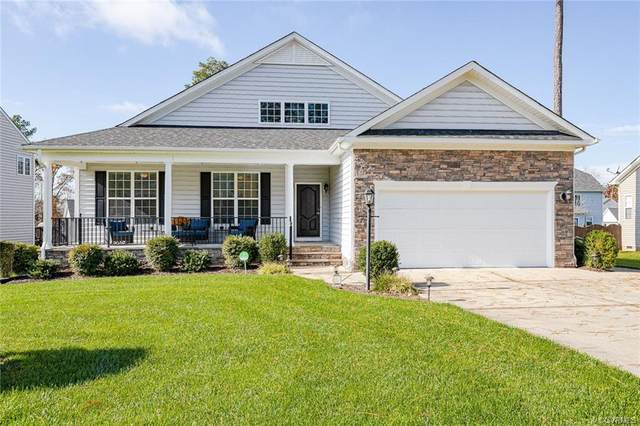 12012 Black Alder Drive, Moseley, VA 23120 (MLS #2034089) :: The Redux Group