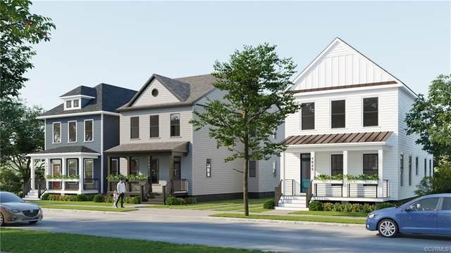 1017 Rennie Avenue, Richmond, VA 23227 (MLS #2034273) :: Small & Associates