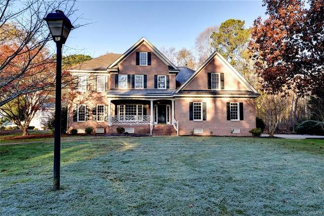 2500 Nathaniell Powell Road, Williamsburg, VA 23185 (MLS #2034494) :: Treehouse Realty VA
