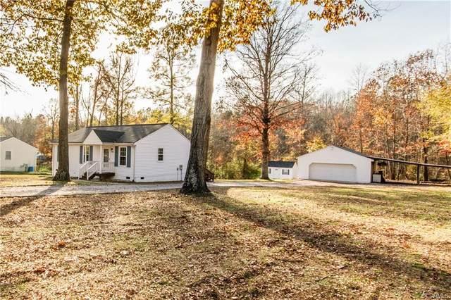3800 West Drive, North Dinwiddie, VA 23803 (MLS #2034580) :: Treehouse Realty VA