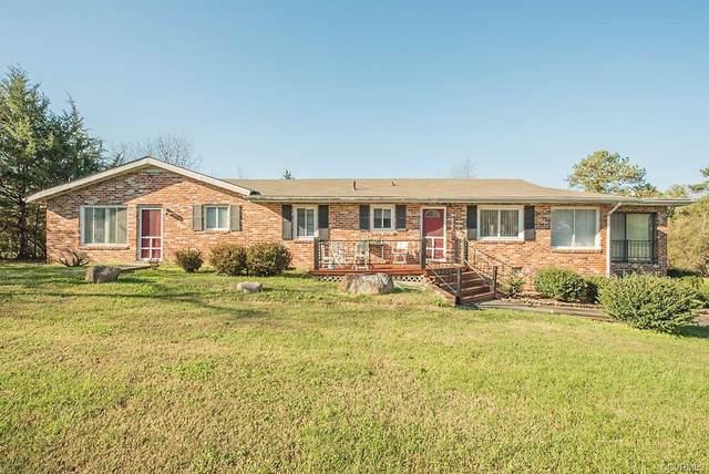 806 Hockett Road, Goochland, VA 23103 (MLS #2034713) :: The Redux Group