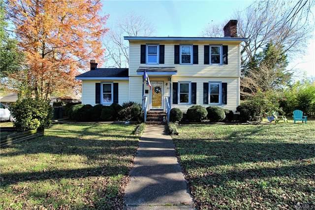 609 Cedar Lane, Hopewell, VA 23860 (MLS #2034871) :: The Redux Group