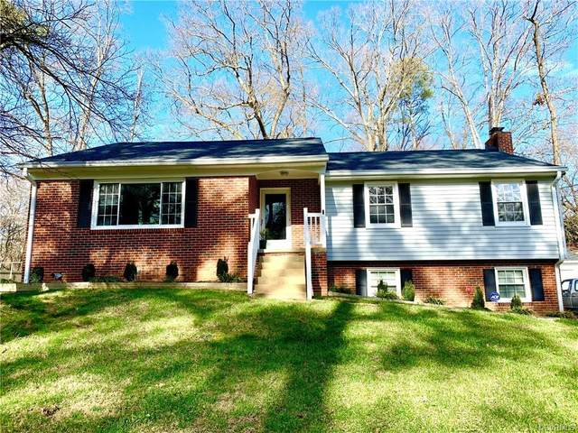 508 N Pinetta Drive, North Chesterfield, VA 23235 (MLS #2034874) :: Treehouse Realty VA