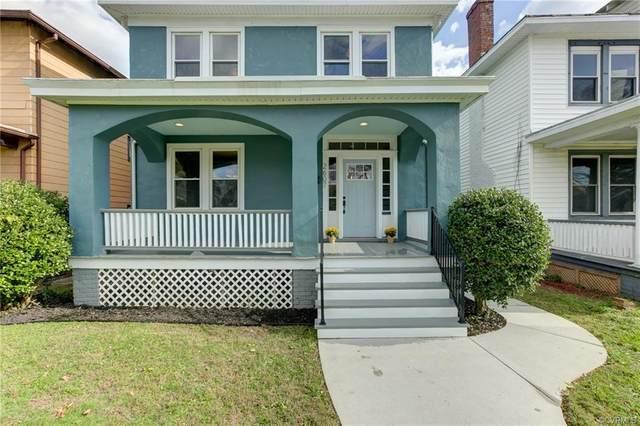 2607 Northumberland Avenue, Richmond, VA 23220 (MLS #2034909) :: Treehouse Realty VA