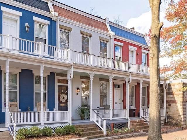 418 N 27th Street, Richmond, VA 23223 (MLS #2034914) :: The RVA Group Realty