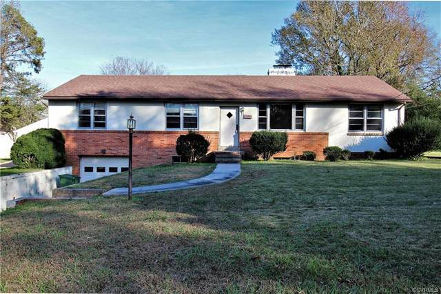 109 S Colonial Drive, Hopewell, VA 23860 (MLS #2035205) :: The Redux Group