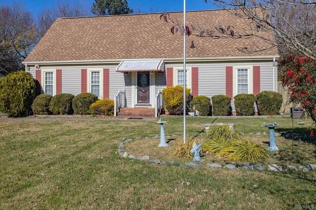 9308 Meadowgreen Road, Henrico, VA 23294 (MLS #2035317) :: EXIT First Realty