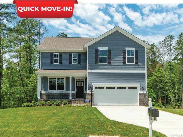 6454 Faulkner Drive, Chesterfield, VA 23234 (MLS #2035492) :: Treehouse Realty VA