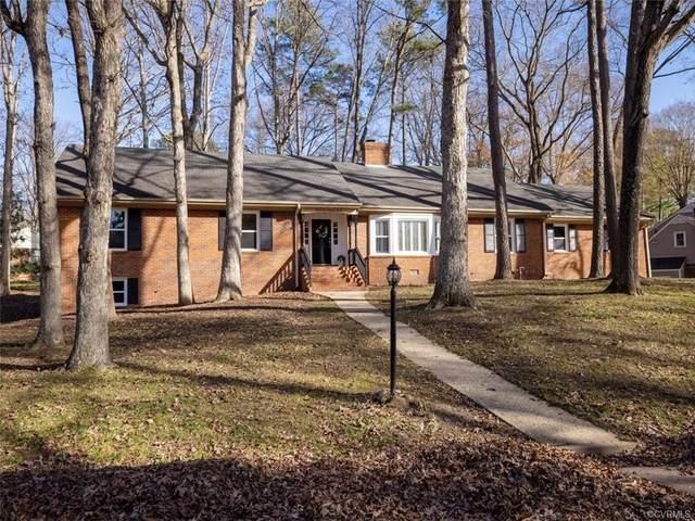 9412 Rhonda Drive, Henrico, VA 23229 (MLS #2035609) :: Treehouse Realty VA