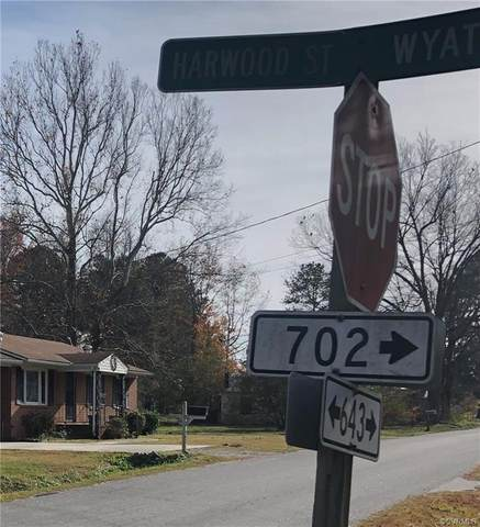 0 Harwood Street, Emporia, VA 23847 (MLS #2035825) :: The Redux Group