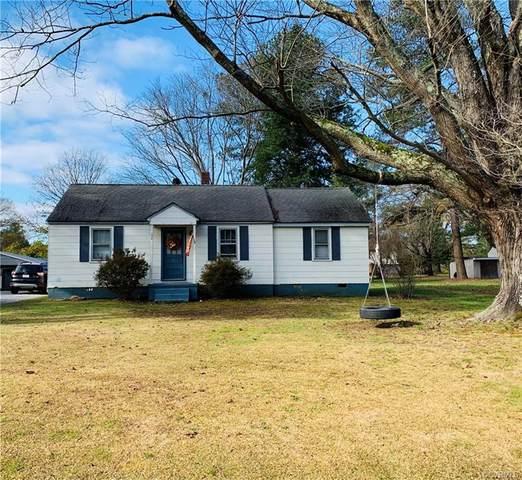 51 Ridge Road, Blackstone, VA 23824 (MLS #2035936) :: Blake and Ali Poore Team