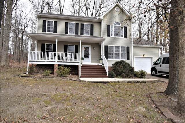14900 Pine Knoll Way, Chester, VA 23831 (MLS #2036188) :: The Redux Group