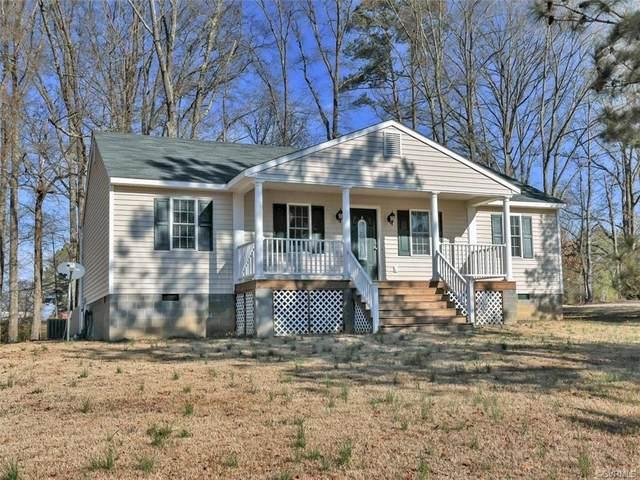 9570 Pridesville Road, Amelia Courthouse, VA 23002 (MLS #2036272) :: Treehouse Realty VA