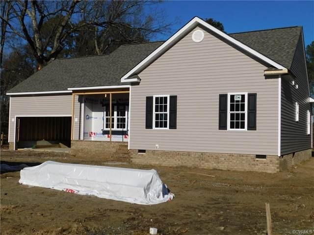 908 Francis Road, Glen Allen, VA 23059 (MLS #2036378) :: Village Concepts Realty Group