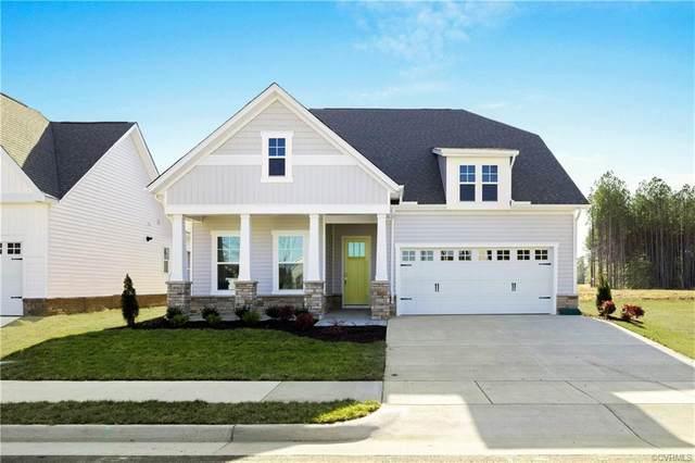 1736 Mainsail Lane, Chester, VA 23836 (MLS #2036447) :: Small & Associates