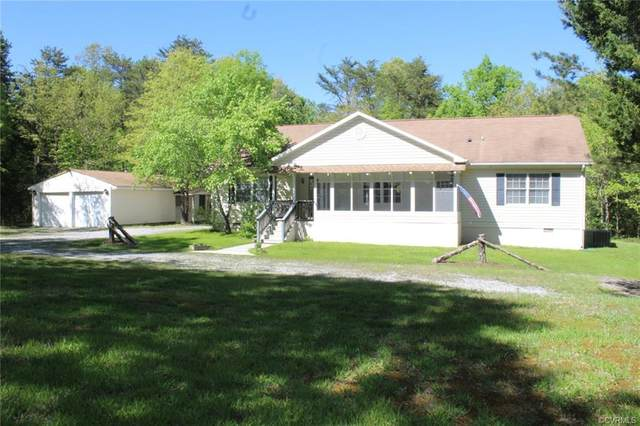 506 Wildflower Lane, Dillwyn, VA 23936 (MLS #2036694) :: Small & Associates