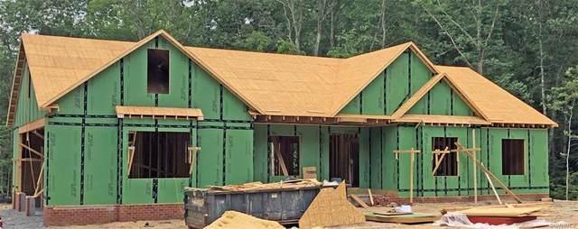 4661 Mcghee House Road, Mechanicsville, VA 23111 (MLS #2036782) :: The RVA Group Realty