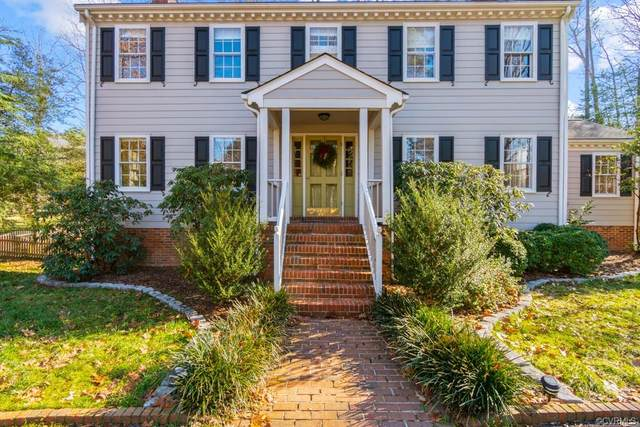 309 Berwickshire Drive, Richmond, VA 23229 (MLS #2036981) :: Village Concepts Realty Group