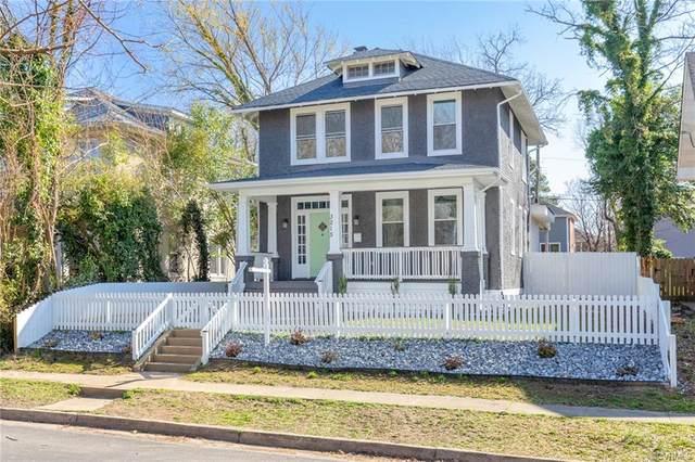 3215 Barton Avenue, Richmond, VA 23222 (MLS #2037315) :: The RVA Group Realty