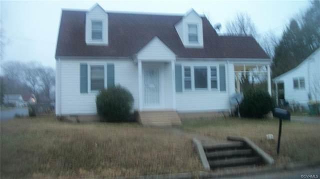 2807 Gordon Street, Hopewell, VA 23860 (MLS #2037332) :: Treehouse Realty VA