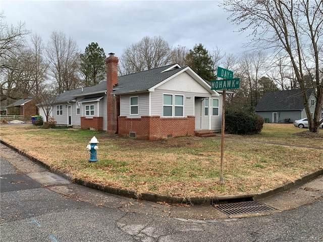 3007 Day Street, Hopewell, VA 23860 (MLS #2037485) :: Treehouse Realty VA