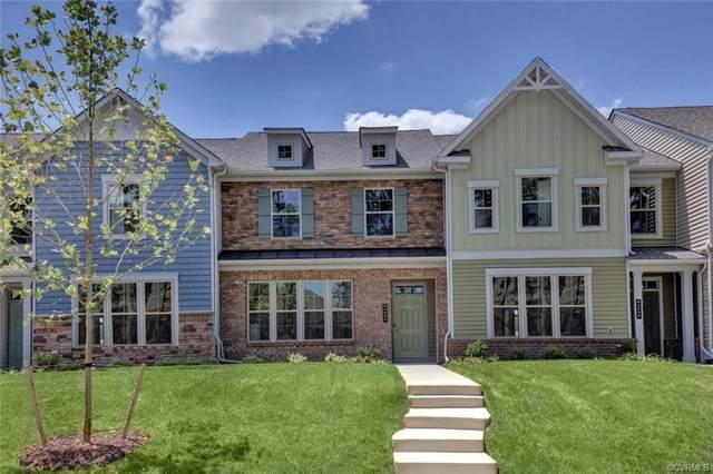 336 Hay Mill Alley, Glen Allen, VA 23059 (MLS #2037536) :: Treehouse Realty VA
