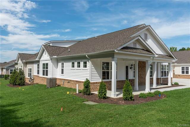 1859 Providence Villas Court 12A, Chesterfield, VA 23236 (#2037751) :: Abbitt Realty Co.