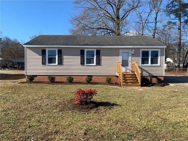 21012 Hampton Avenue, South Chesterfield, VA 23803 (#2037807) :: Abbitt Realty Co.