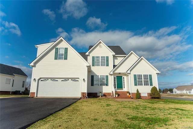 6750 Crump Drive, Mechanicsville, VA 23111 (MLS #2100119) :: Treehouse Realty VA
