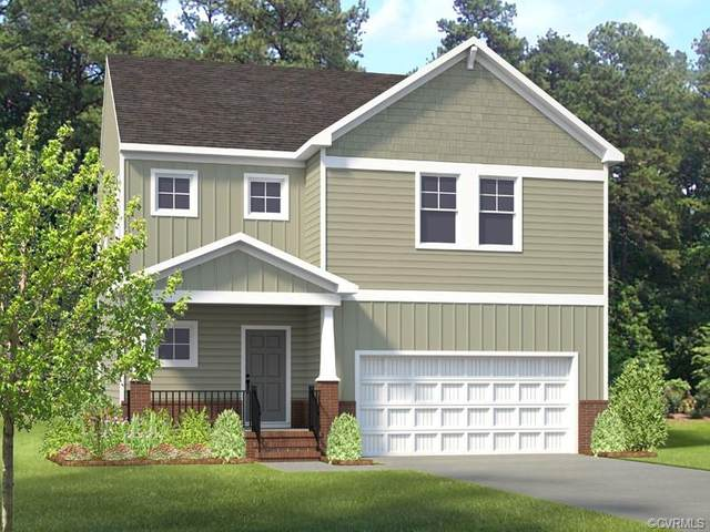 3606 Sterling Woods Lane, Chesterfield, VA 23237 (MLS #2100140) :: The Redux Group
