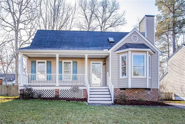 2409 Crystal Ridge Road, Henrico, VA 23233 (MLS #2100252) :: Treehouse Realty VA