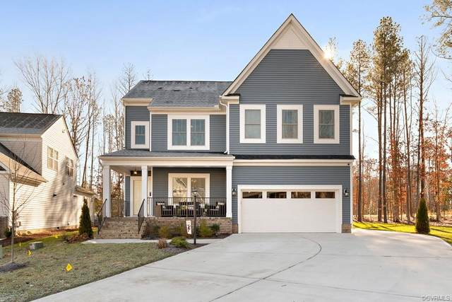 6519 White Rock Terrace, Moseley, VA 23120 (MLS #2100429) :: Village Concepts Realty Group